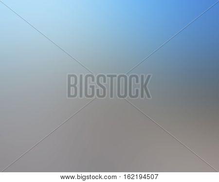 Blue White Abstract Background Blur Gradient Design Graphic