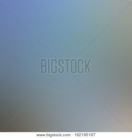 Blue White Brown Abstract Background Blur Gradient
