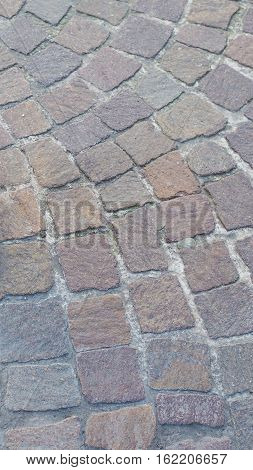 Red Porphyry Background - Vertical