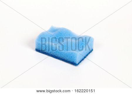 Blue Scouring Sponge