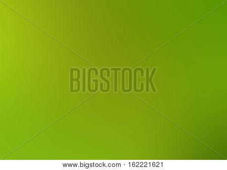 Green White Abstract Background Blur Gradient Design Graphic