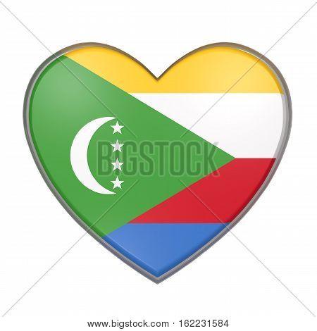 Comoros Heart
