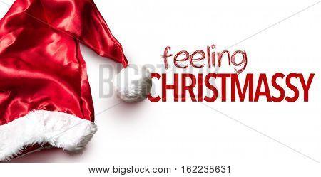 feeling Christmassy