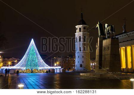 Vilnius Christmas Tree 2016