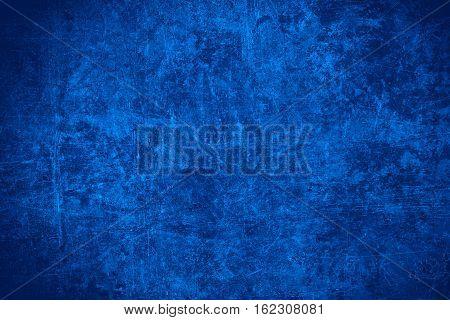 Blue Steel Plate Texture