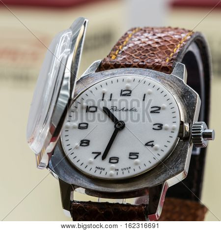 Special Watches For The Blind