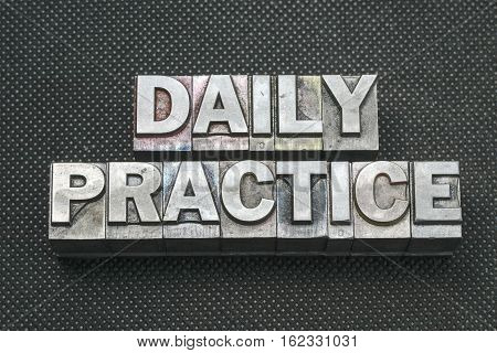 Daily Practice Bm