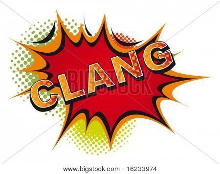 Cartoon- Clang
