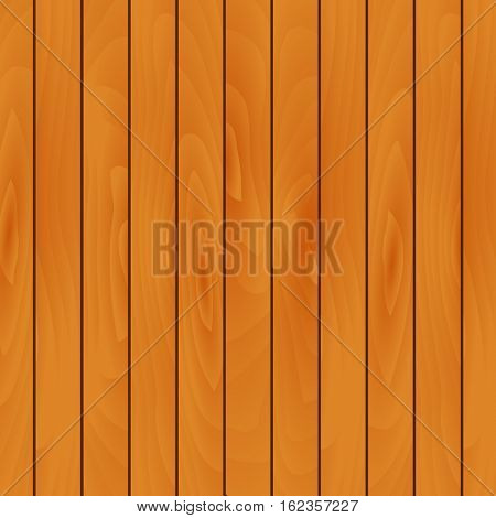 Natural wood texture vector illustration