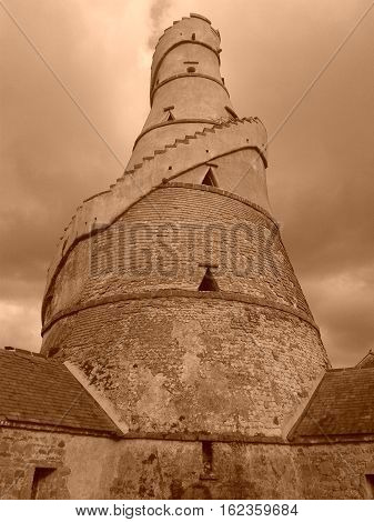 This Barn was built in 1743, Leixlip, County Kildare, Ireland