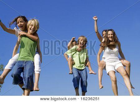 piggyback group