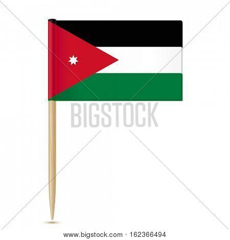 Jordan flag toothpick 10eps