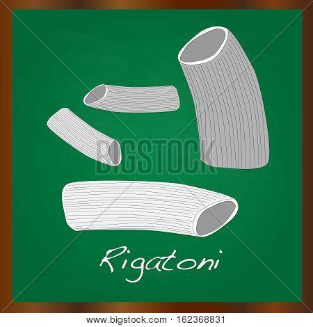 Rigatoni Italian Pasta