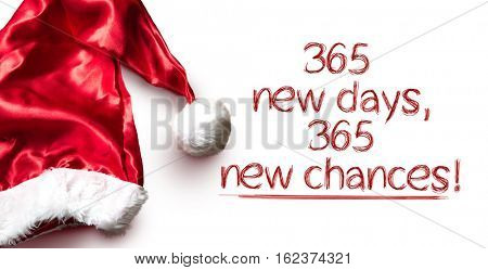 365 new days, 365 new chances!