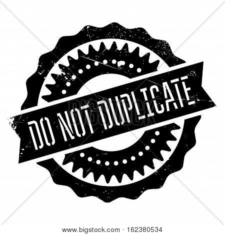 Do not duplicate stamp. Grunge design with dust scratches. Effects can be easily removed for a clean, crisp look. Color is easily changed.