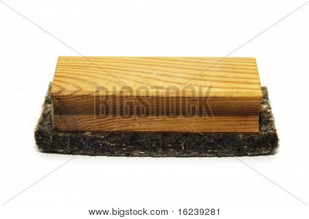 Blackboard eraser