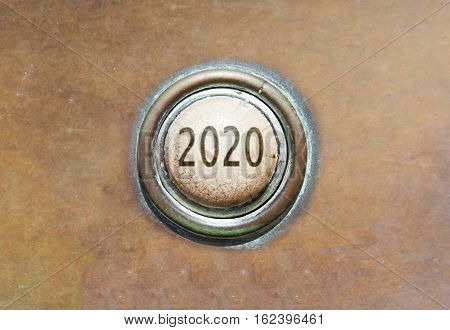 Old Button - 2020