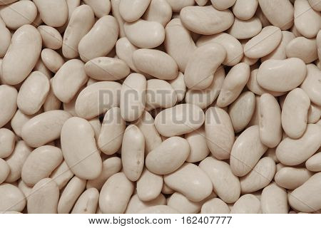 white azuki beans background, asian food cooking ingridient