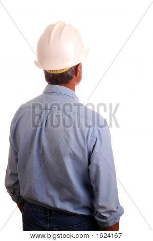Man In Hardhat