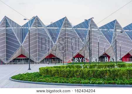 Crystal Hall, Baku, Azerbaijan