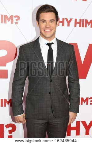 LOS ANGELES - DEC 17:  Adam Devine at the