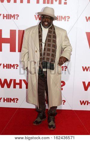 LOS ANGELES - DEC 17:  Cedric The Entertainer, Cedric Antonio Kyles at the