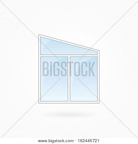 Window Frame Vector Vector & Photo (Free Trial) | Bigstock