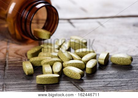 Dietary Supplement Pills