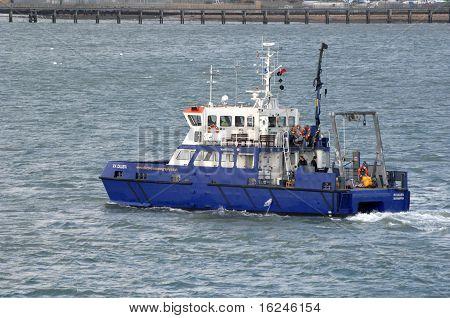 Oceonographic Survey Vessel