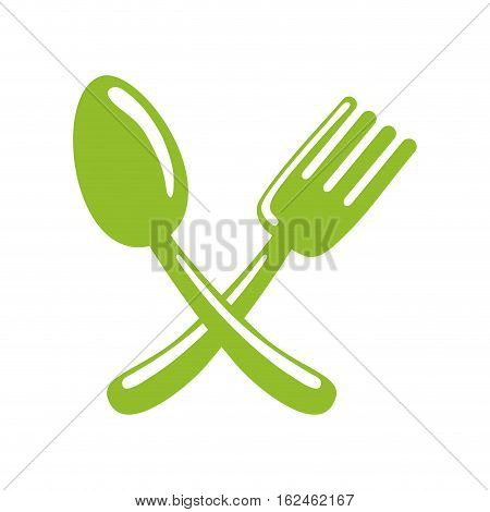 Natural food gastronomy icon vector illustration graphic design