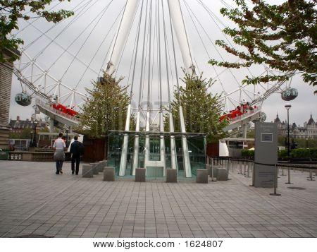 London Eye Anchorage