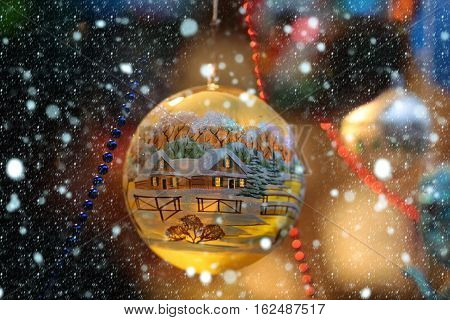 Christmas Decoration Toy