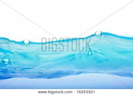 yumuşak su arka plan