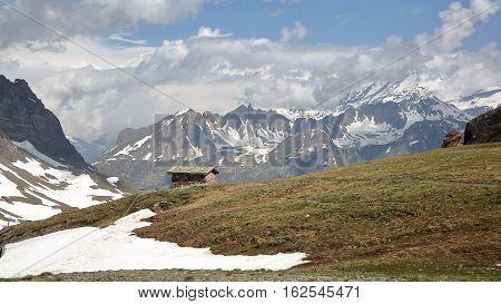 VANOISE, FRANCE: The Iseran Pass, Bonneval-sur-Arc, Northern Alps
