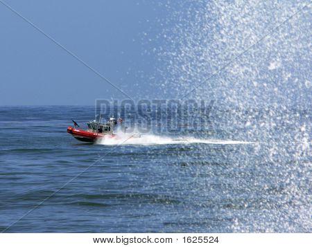 Coast Guard Splash