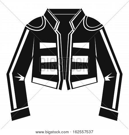 Costume of toreador icon. Simple illustration of costume of toreador vector icon for web