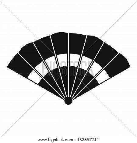 Fan icon. Simple illustration of fan vector icon for web