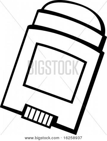 deodorant stick applicator