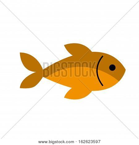 fish meat isolated icon vector illustration design