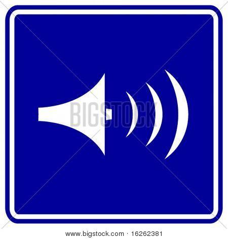 sound volume sign