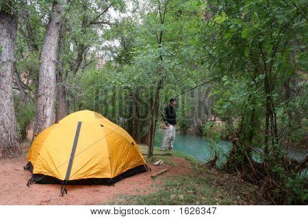 Havasu Falls Campground