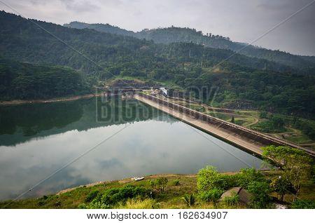 Kotmale Dam, Kotmale Hydropower Project - Sri Lanka