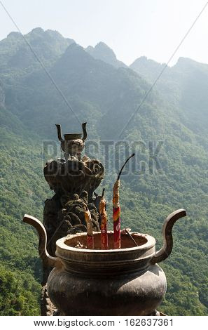 The Traditional Bowl-incense Burner