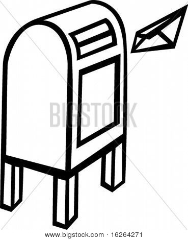 public mail box