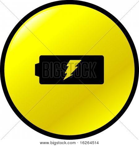battery power button