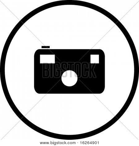 photographic camera symbol