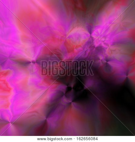 Abstract vibrant color background art , large format, Purple colors, light and bright swirl space water design and textures. Radiating one of a kind design artwork. of deep dark center color.