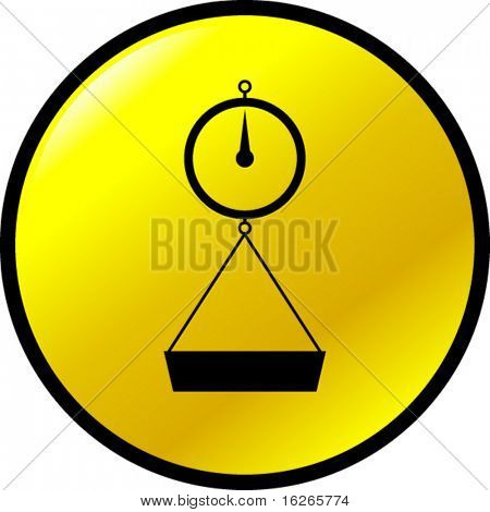 weight scale button