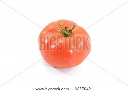Juicy Single Organic Heirloom Tomato