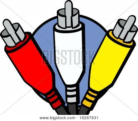 rca type plugs